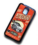 KOOLART PETROLHEAD SPEED SHOP Design For Retro Mk2 Vauxhall Astra GTE Case Cover Fits Samsung Galaxy S5